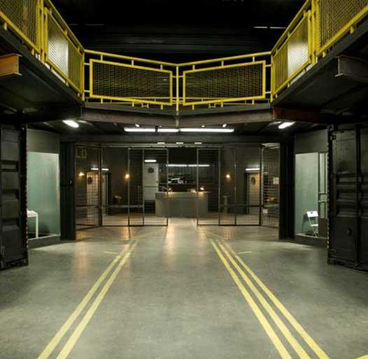 Galerías accesos Vis a Vis