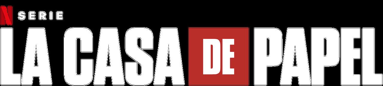 Logo de la Casa de Papel Netflix