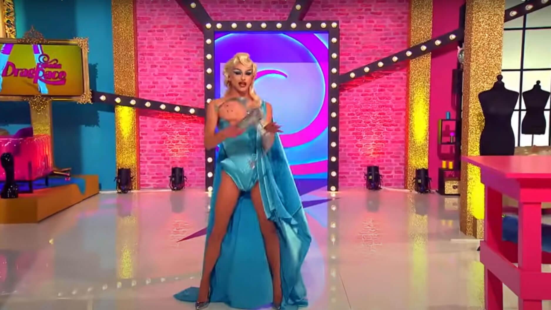 Drag Queen show tv