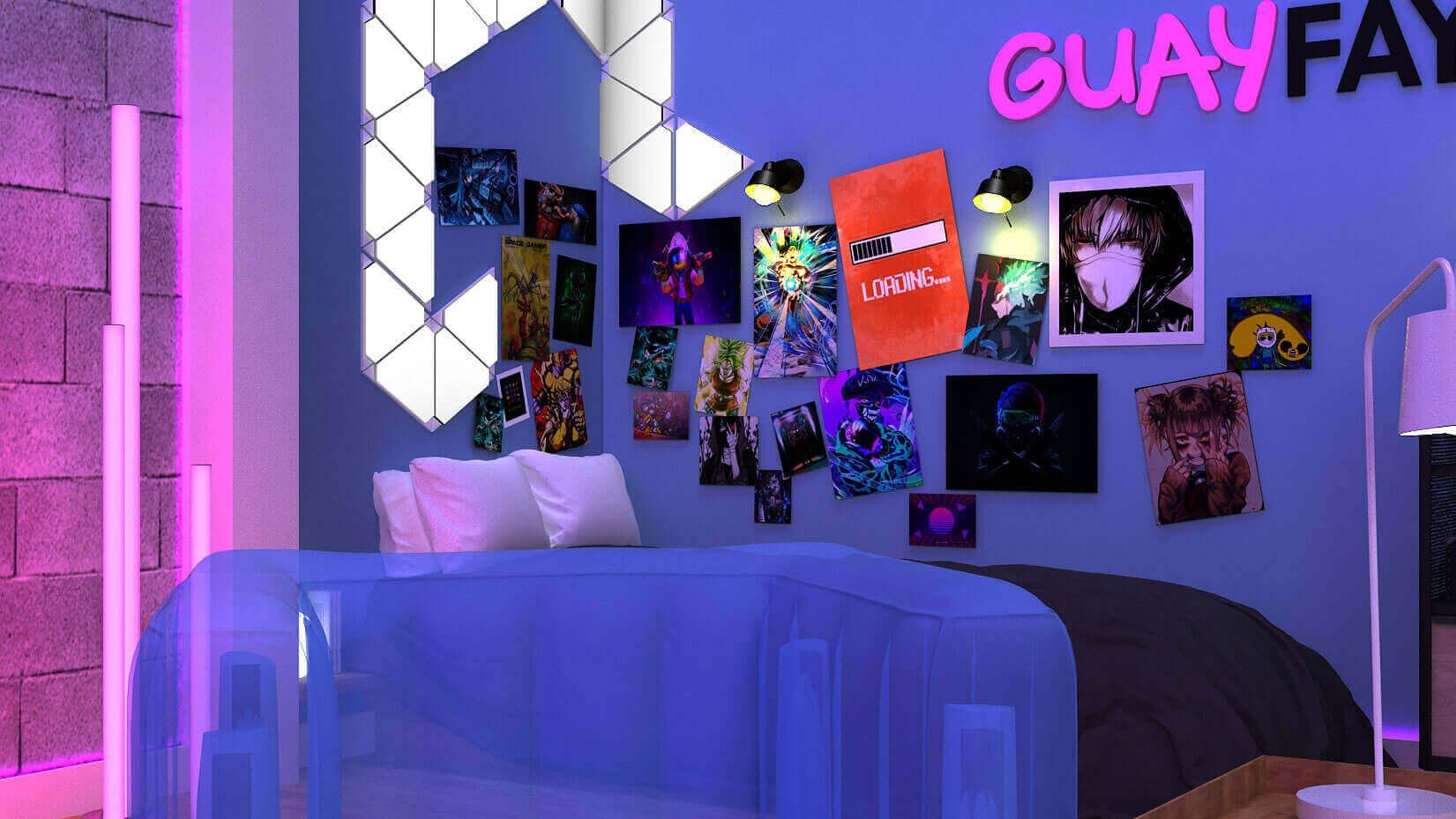 GuayFay decorado